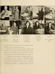 Page 17, 1948 Edition, Towson University - Tower Echoes Yearbook (Towson, MD) online yearbook collection