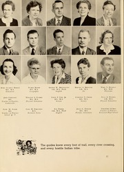 Page 16, 1949 Edition, Towson University - Tower Echoes Yearbook (Towson, MD) online yearbook collection