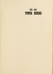Page 5, 1949 Edition, Towson University - Tower Echoes Yearbook (Towson, MD) online yearbook collection