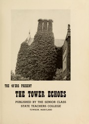 Page 7, 1949 Edition, Towson University - Tower Echoes Yearbook (Towson, MD) online yearbook collection