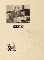 Page 8, 1949 Edition, Towson University - Tower Echoes Yearbook (Towson, MD) online yearbook collection