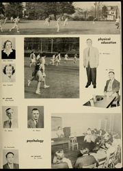 Page 17, 1953 Edition, Towson University - Tower Echoes Yearbook (Towson, MD) online yearbook collection