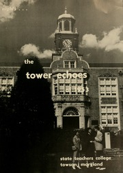 Page 5, 1953 Edition, Towson University - Tower Echoes Yearbook (Towson, MD) online yearbook collection