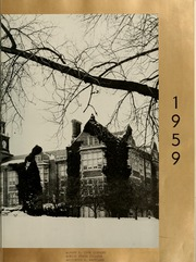 Page 9, 1959 Edition, Towson University - Tower Echoes Yearbook (Towson, MD) online yearbook collection