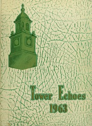 Page 1, 1963 Edition, Towson University - Tower Echoes Yearbook (Towson, MD) online yearbook collection