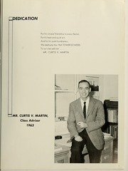 Page 11, 1963 Edition, Towson University - Tower Echoes Yearbook (Towson, MD) online yearbook collection