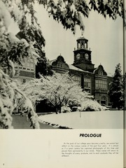 Page 6, 1963 Edition, Towson University - Tower Echoes Yearbook (Towson, MD) online yearbook collection