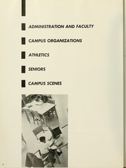 Page 8, 1963 Edition, Towson University - Tower Echoes Yearbook (Towson, MD) online yearbook collection