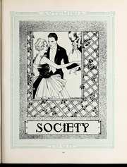 Page 167, 1920 Edition, University of Nevada - Artemisia Yearbook (Reno, NV) online yearbook collection