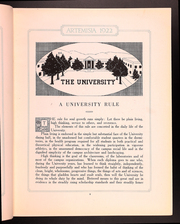 Page 13, 1922 Edition, University of Nevada - Artemisia Yearbook (Reno, NV) online yearbook collection