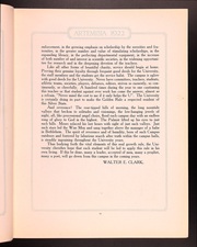 Page 15, 1922 Edition, University of Nevada - Artemisia Yearbook (Reno, NV) online yearbook collection