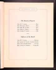 Page 9, 1922 Edition, University of Nevada - Artemisia Yearbook (Reno, NV) online yearbook collection