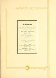 Page 13, 1925 Edition, University of Nevada - Artemisia Yearbook (Reno, NV) online yearbook collection