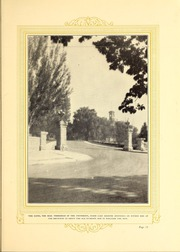 Page 15, 1925 Edition, University of Nevada - Artemisia Yearbook (Reno, NV) online yearbook collection