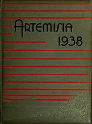 University of Nevada - Artemisia Yearbook (Reno, NV) online yearbook collection, 1938 Edition, Page 1