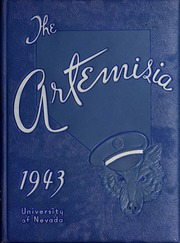 University of Nevada - Artemisia Yearbook (Reno, NV) online yearbook collection, 1943 Edition, Page 1