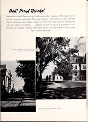 Page 11, 1943 Edition, University of Nevada - Artemisia Yearbook (Reno, NV) online yearbook collection