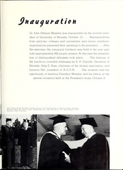 Page 9, 1945 Edition, University of Nevada - Artemisia Yearbook (Reno, NV) online yearbook collection