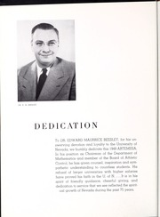 Page 10, 1949 Edition, University of Nevada - Artemisia Yearbook (Reno, NV) online yearbook collection