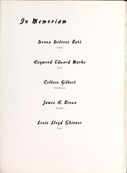 Page 11, 1952 Edition, University of Nevada - Artemisia Yearbook (Reno, NV) online yearbook collection