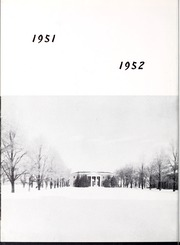 Page 8, 1952 Edition, University of Nevada - Artemisia Yearbook (Reno, NV) online yearbook collection