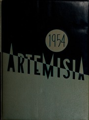 University of Nevada - Artemisia Yearbook (Reno, NV) online yearbook collection, 1954 Edition, Page 1