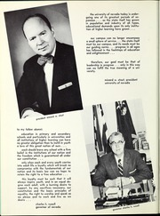 Page 12, 1956 Edition, University of Nevada - Artemisia Yearbook (Reno, NV) online yearbook collection