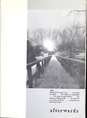 Page 5, 1958 Edition, University of Nevada - Artemisia Yearbook (Reno, NV) online yearbook collection