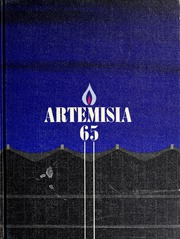 1965 Edition, University of Nevada - Artemisia Yearbook (Reno, NV)