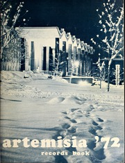 1972 Edition, University of Nevada - Artemisia Yearbook (Reno, NV)