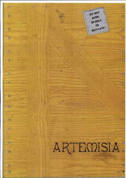 1977 Edition, University of Nevada - Artemisia Yearbook (Reno, NV)