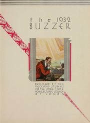 Page 7, 1932 Edition, Utah State University - Buzzer Yearbook (Logan, UT) online yearbook collection