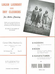 Page 307, 1939 Edition, Utah State University - Buzzer Yearbook (Logan, UT) online yearbook collection