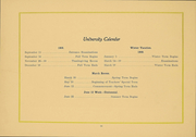 Page 15, 1909 Edition, Miami University - Recensio Yearbook (Oxford, OH) online yearbook collection