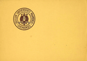 Page 2, 1909 Edition, Miami University - Recensio Yearbook (Oxford, OH) online yearbook collection