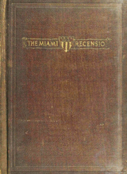 Page 1, 1918 Edition, Miami University - Recensio Yearbook (Oxford, OH) online yearbook collection
