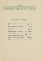 Page 13, 1918 Edition, Miami University - Recensio Yearbook (Oxford, OH) online yearbook collection