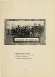 Page 17, 1918 Edition, Miami University - Recensio Yearbook (Oxford, OH) online yearbook collection