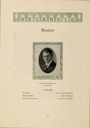 Page 30, 1918 Edition, Miami University - Recensio Yearbook (Oxford, OH) online yearbook collection