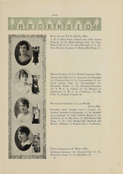 Page 31, 1918 Edition, Miami University - Recensio Yearbook (Oxford, OH) online yearbook collection