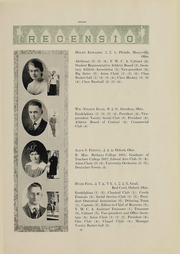 Page 35, 1918 Edition, Miami University - Recensio Yearbook (Oxford, OH) online yearbook collection