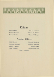 Page 7, 1918 Edition, Miami University - Recensio Yearbook (Oxford, OH) online yearbook collection