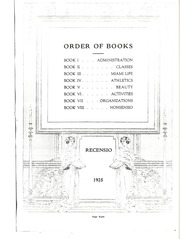 Page 16, 1925 Edition, Miami University - Recensio Yearbook (Oxford, OH) online yearbook collection