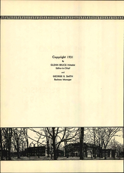 Page 10, 1931 Edition, Miami University - Recensio Yearbook (Oxford, OH) online yearbook collection