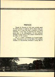 Page 15, 1931 Edition, Miami University - Recensio Yearbook (Oxford, OH) online yearbook collection
