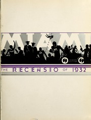 Page 5, 1932 Edition, Miami University - Recensio Yearbook (Oxford, OH) online yearbook collection