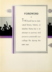 Page 8, 1932 Edition, Miami University - Recensio Yearbook (Oxford, OH) online yearbook collection