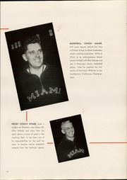 Page 151, 1937 Edition, Miami University - Recensio Yearbook (Oxford, OH) online yearbook collection