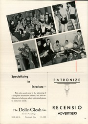 Page 304, 1937 Edition, Miami University - Recensio Yearbook (Oxford, OH) online yearbook collection