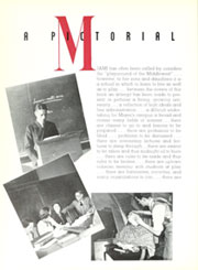 Page 10, 1939 Edition, Miami University - Recensio Yearbook (Oxford, OH) online yearbook collection